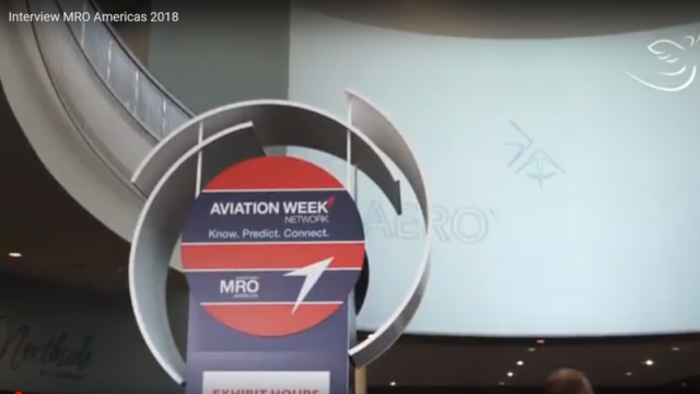 Accelean at Aviation week 2018