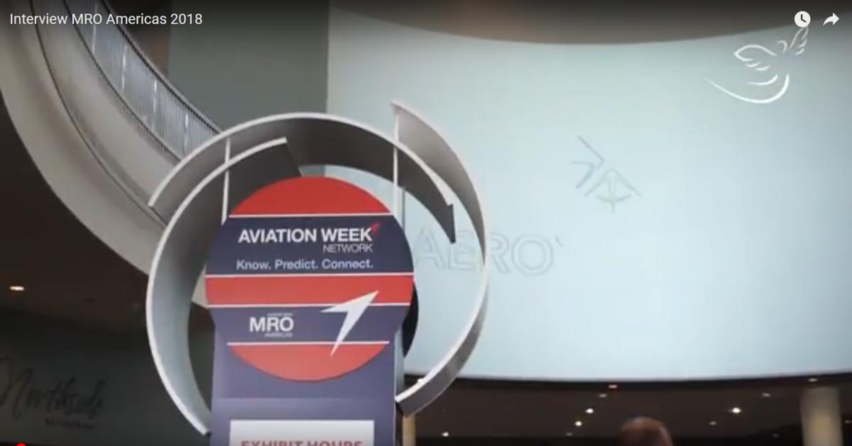 Accelean at Aviation week 2018